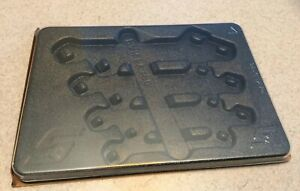 Snap On Tools Pakty360 Tray Only For 7 Piece Metric 4 Way Wrench Set Svsm807a