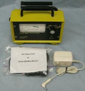 Series 900 Mini monitor Geiger Counter And Radiation Monitor
