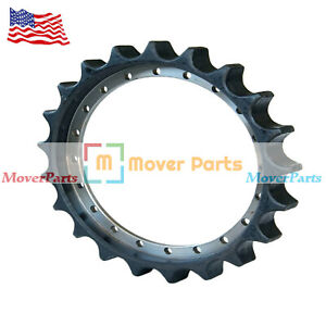 Drive Sprocket 21w 27 11110 Chain Sprocket For Komatsu Pc60 6 Pc60 7 In Usa