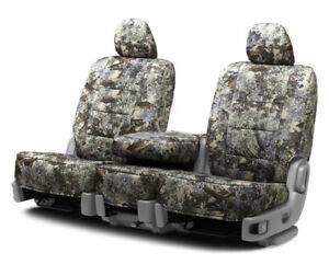 Custom Fit Seat Cover For Dodge Ram 2500 In King S Camo Front Rear