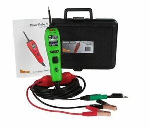 Power Probe 4 Iv Electrical Digital Circuit Tester Pp405as As Sold By Snap On
