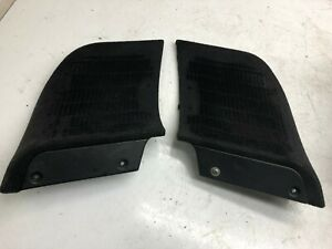Jdm Honda Cr X Crx Ef8 Sir Rear Seat S Side Speaker S Covers Oem