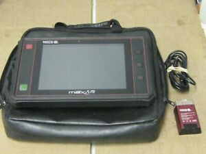 Matco Maxme Touch screen 32gb 2gb Bluetooth wifi Diagnostic Scanner Tool nice