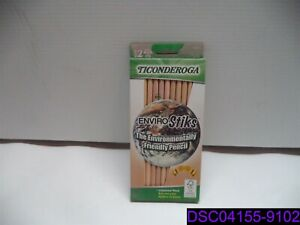 Qty 144 Pencils 12 Packs Of 12 Ticonderoga Envirostik Pencils P n 96212b