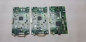 Lot Of 3 Hp Formatter Circuit Board Cards 2 Q2668 60001 1 Q7529 60002