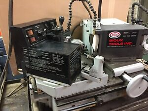 Sioux Valve Grinder Model 2075 With Variable Speed Spindle