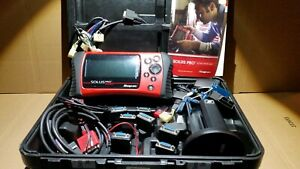 Snap on Eesc316 Solus Pro Scanner Newest Version Euro Asian Domestic