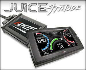 Edge Products Race Juice With Attitude Cts Monitor Dodge 6 7 Cummins 31305