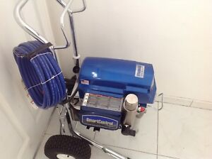 Graco Ultimate Mx Ii 695 Airless Paint Sprayer With100 Ft Hose And Gun