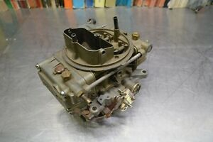 Orig Ford 427 C3af 9510 B 428 Gt500 Rear Holley 2804 Carburetor R Code Dual Quad