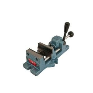 Wilton 13400 Cam Action Drill Press Vise 1203 3 Jaw Width 3 Jaw Opening