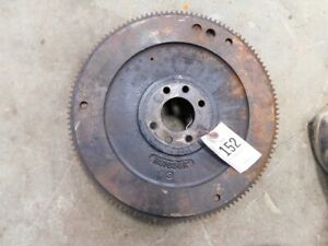 John Deere 4020 Tractor Flywheel With Ring Gear Tag 152