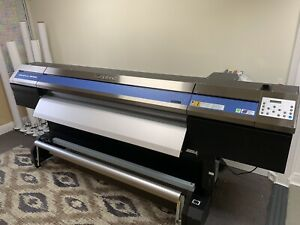 Roland Soljet Pro4 Xr 640 Wide Format Printer Plotter super Clean Light Use