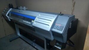 Roland Soljet Ii Sc 540 Printer Cutter For Parts Local Pick Up Only