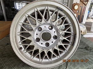 Bbs Aluminum Rims 7 X 15 Et 18 Kba 41198 Reduced