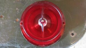 Vintage 60 S Guidex Guide 1 Sae Stdb 63 Red Tail Light Brake Light Lens 59541918