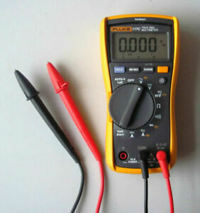 Fluke 117c Havc Volt Alert Digital Dmm Backlight Multimeter Brand New F117c