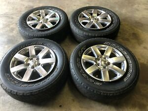 2007 2017 Jeep Wrangler Sahara Rims And Tires Oem