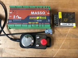 Masso Cnc Controller Power Supply And Pendant