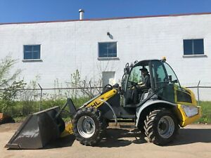 2008 Gehl Aws46 Wheel Loader