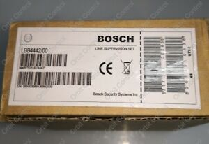 Lbb 4442 00 Line Supervision Set Bosch Security Systems