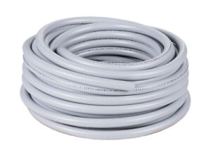 Flexible Liquid Tight With Steel Electrical Conduit 1 2 X 25
