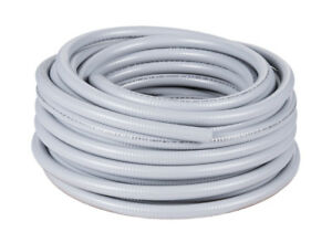 Flexible Liquid Tight With Steel Electrical Conduit 3 4 X 25
