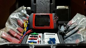 Snap On Modis Scanner 4 Channel Labscope Kit Eems300 V16 2 Dom asian euro truck