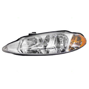98 04 Dodge Intrepid Drivers Headlight Assembly