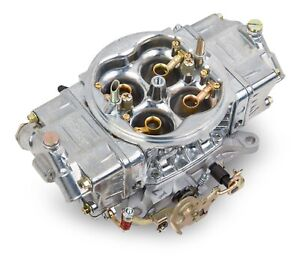 Holley Performance 0 80576s Supercharger Carburetor