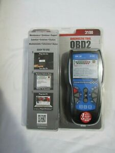 New Innova 3100e Obd 2 Obd Ii Code Reader Reads And Clears Dtc Codes 1996