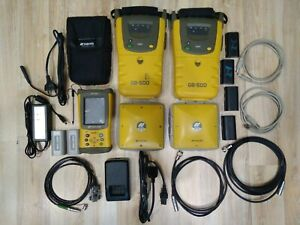Topcon Gb 500 L1 l2 Gps Static And Open Rtk Receiver And Controller Fc 100