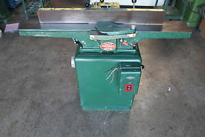 Powermatic No 50 6 Jointer woodworking Machinery
