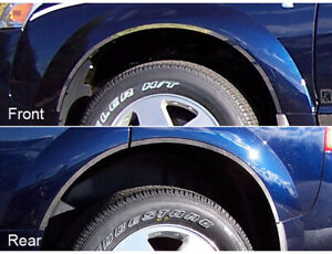 Wq43440 Wheel Well Accent Fits 2003 2007 Saturn Vue 4dr