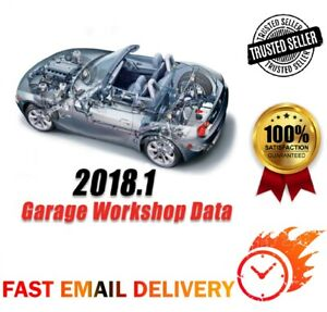 2019 Garage Workshop Data Repair Software Latest Version On Ebay 2018 1
