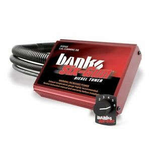 Banks 63797 Six Gun Diesel Tuner For 2006 2007 Dodge Ram 5 9l Cummins