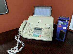 Sharp Fo 1470 Home office Plain Paper Facsimile Fax Machine With Spare Ribbon