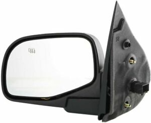 Kool Vue Power Mirror For 2002 05 Ford Explorer 02 Mercury Mountaineer Lh Heated