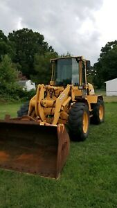 John Deere 344h Wheel Loader