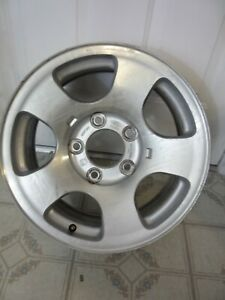 1 Ford F 150 Machined 16 Inch Oem Wheel 2000 2004 Yl34 1007 Aa Oem Factory