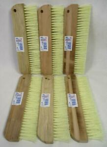 Lot Of 6 Hyde Tools Wallpaper Wall Covering 12 Smoothing Brush Contractor B 9