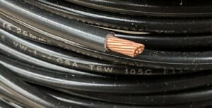 Mtw10black General Cable Ul1015 Mtw Copper 10awg Black 500 Ft
