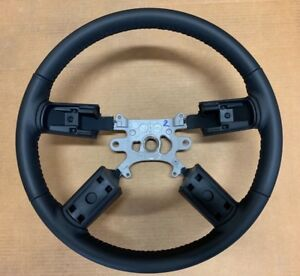 New Oem 2008 2010 Chrysler 300 Dodge Charger Magnum Steering Wheel 1ld381dvaa