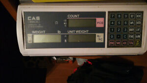 Cas Ec 15 Ec Series High Accuracy Counting Scale 15lb Capacity 0 0005lb