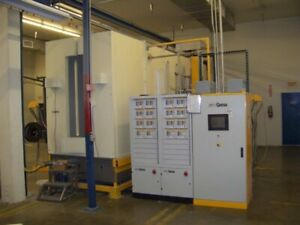 Used Gema Powder Spray Booth 2