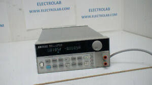 Hp Agilent 6611c 0 8v 0 5a 40w Precision Dc Power Supply