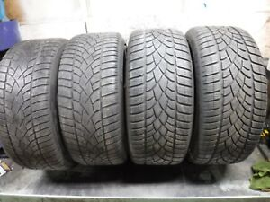 4 Bmw Oz 20 Wheels And 265 35 20 Dunlop Sp Winter 3d Snow Tires