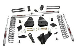Rough Country 4 5in Lift Kit 2011 2014 Ford F 250 4wd Diesel No Overload S