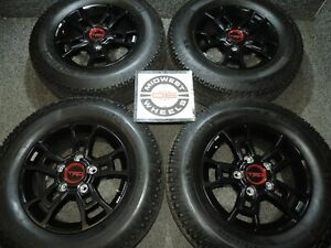 2019 Toyota Tundra Trd Pro Bbs Forged 18 Factory Wheels Tires P275 65r18 07 19