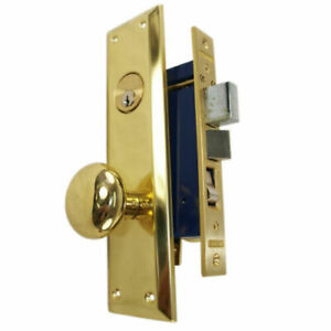 marks 91a Type Mortise Lockset apartment Door Lock complete locksmith